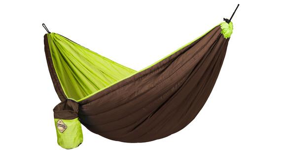 La Siesta Colibri - Hamac - double vert/marron
